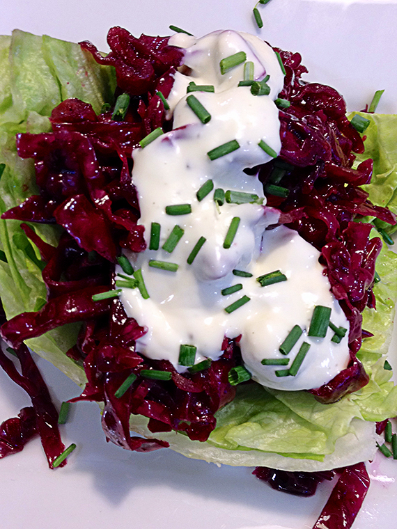 North Woods Inn Cabbage Salad Recipe