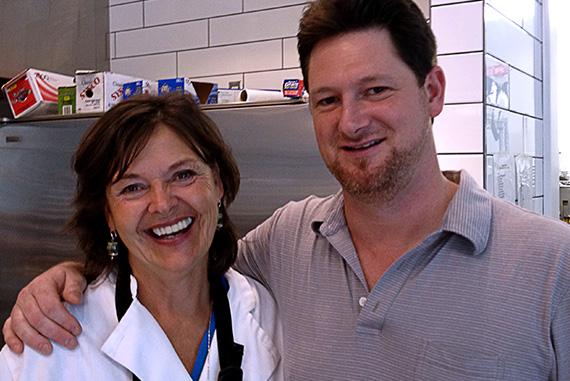 Chef Suzanne Landry