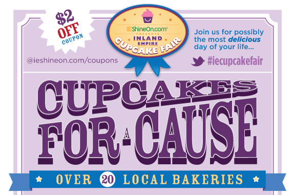 Cupcakes for a Cause!