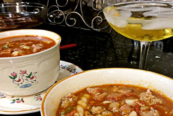 Italian Sub Soup!