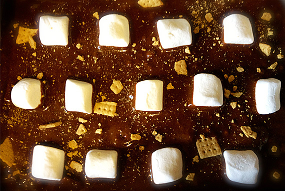 S'mores Brownies!