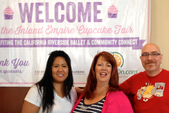 IE Cupcake Fair Judges