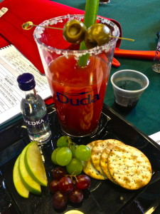 Bloody Marys at Camp Blogaway