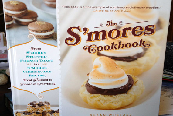 A S'mores Cookbook Giveaway!