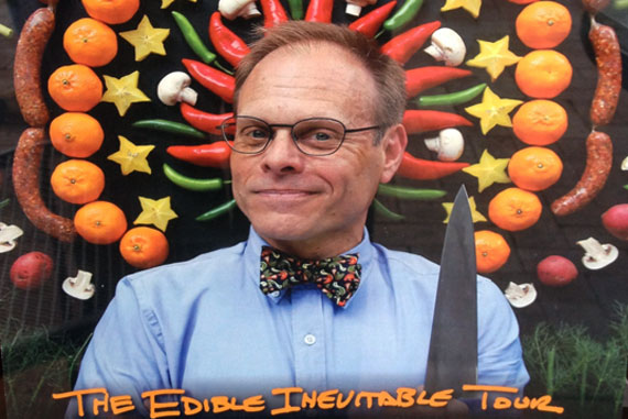 Alton Brown – The Edible Inevitable Tour