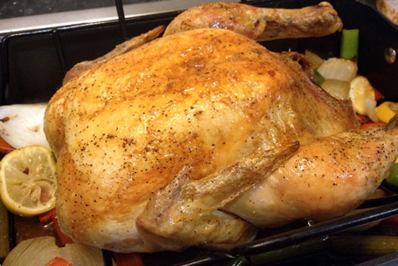 Julia's Roast Chicken