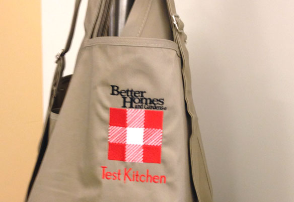 Better Homes And Gardens Test Kitchen Aprons