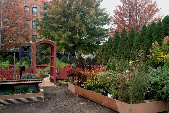 Better Homes and Gardens Test Garden