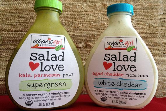 Organic Girl Salad Dressings