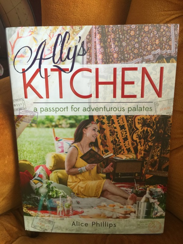 Ally's Kitchen Cookbook
