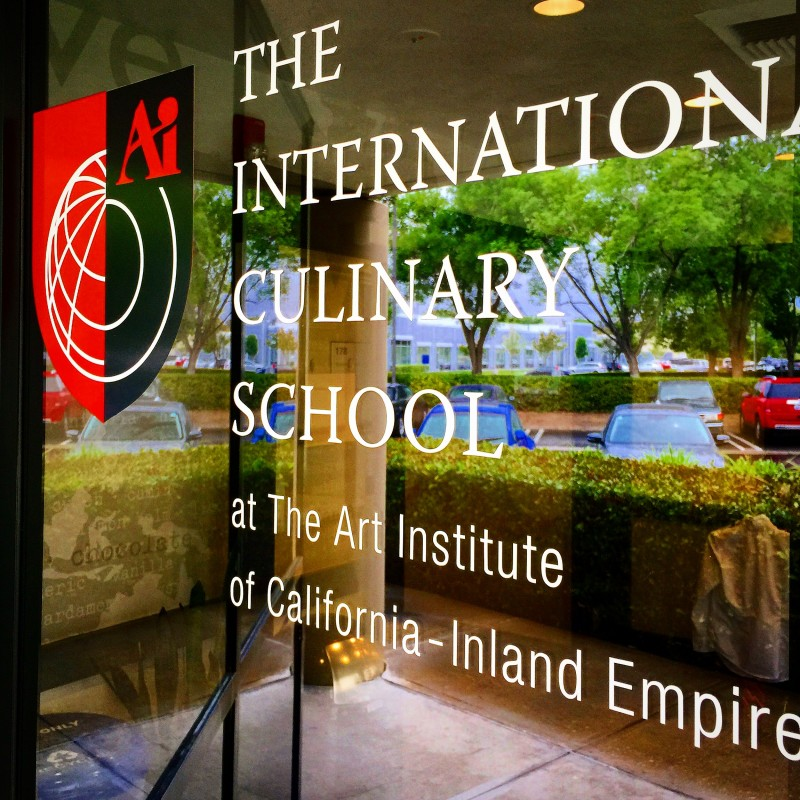 The Art Institute – Culinary Program!