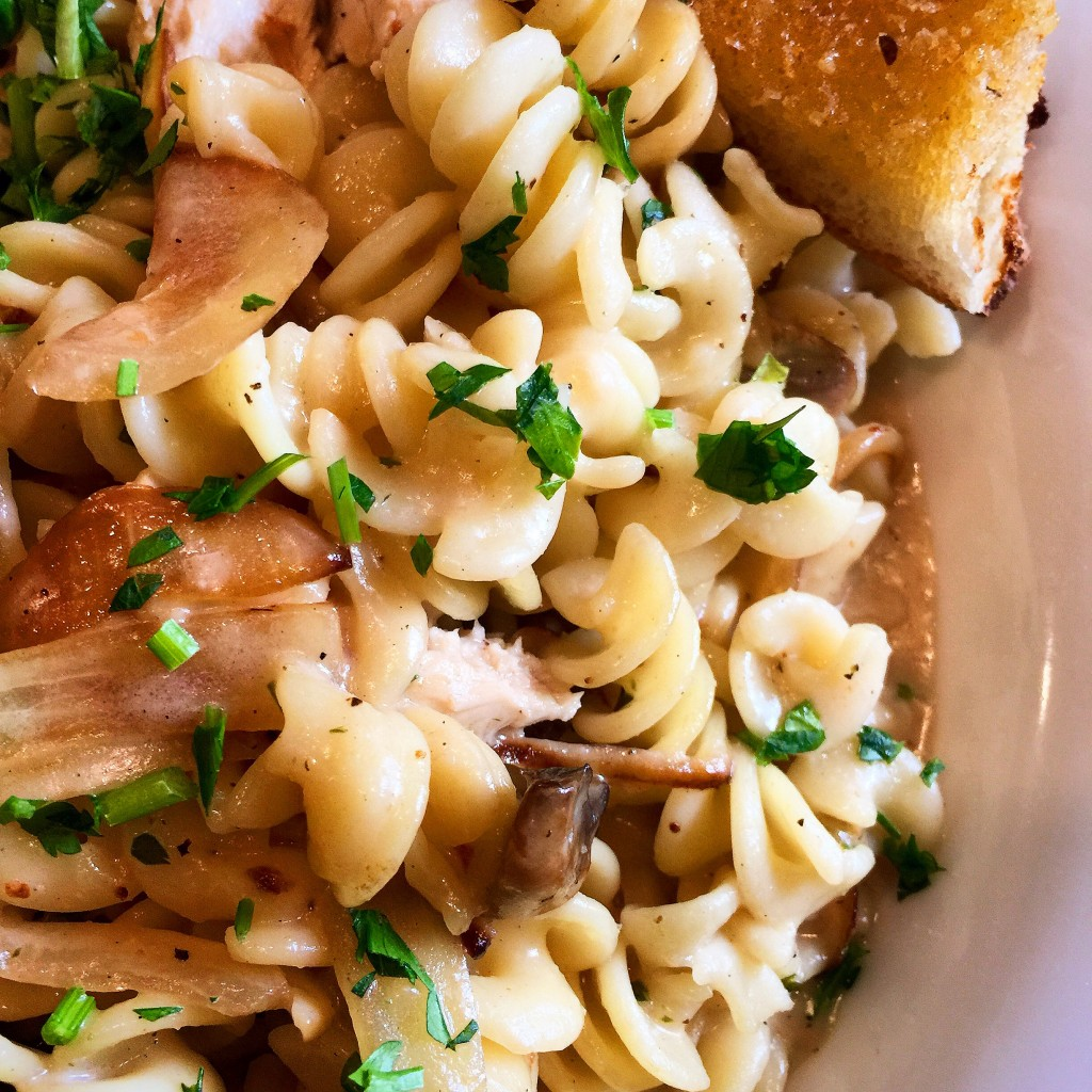 Chicken Fusilli