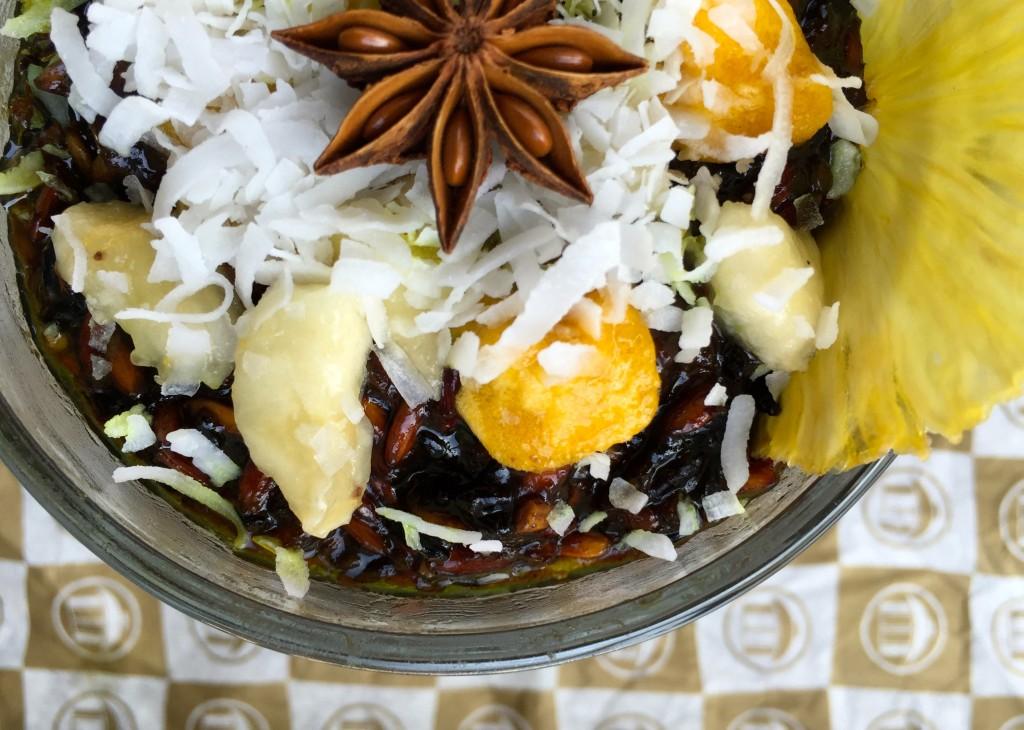 Golden Door Zen Breakfast Rice Pudding