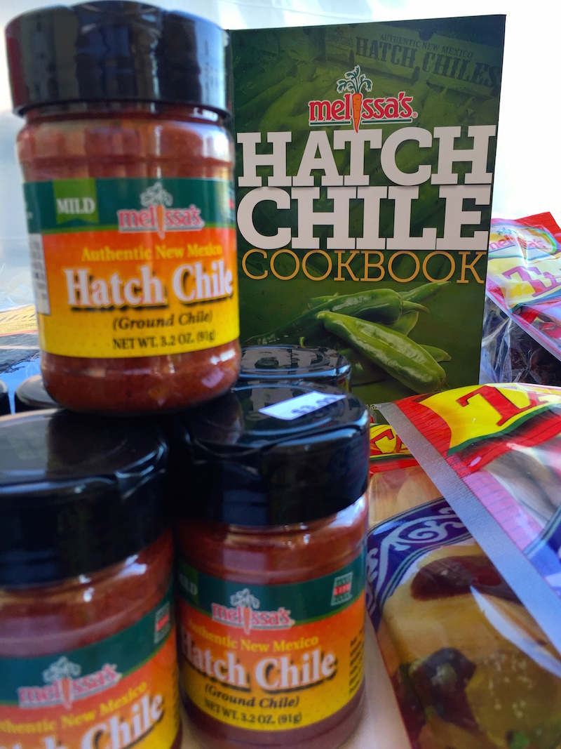 Melissa's Produce Hatch Chile Cookbook