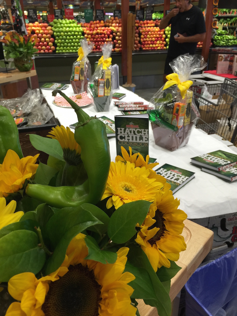 Hatch Gift Baskets, Cook Books and Floral Arrangements