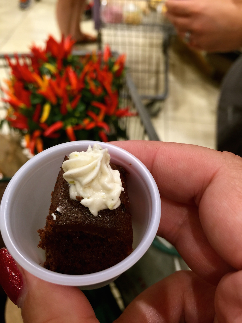Hatch Chile Chocolate Cupcake