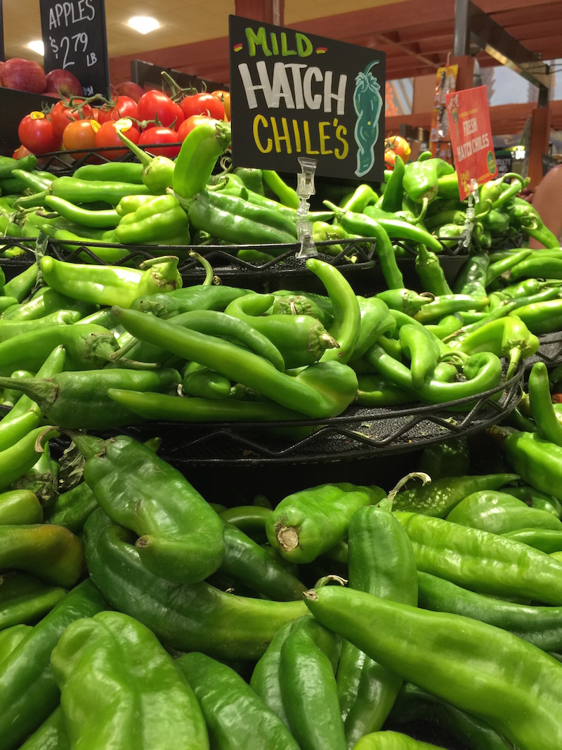 Hatch Chile Roasting Event! (and a giveaway!)