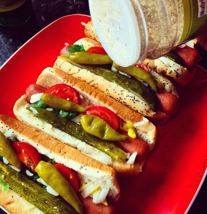 Chicago Dog Celery Salt