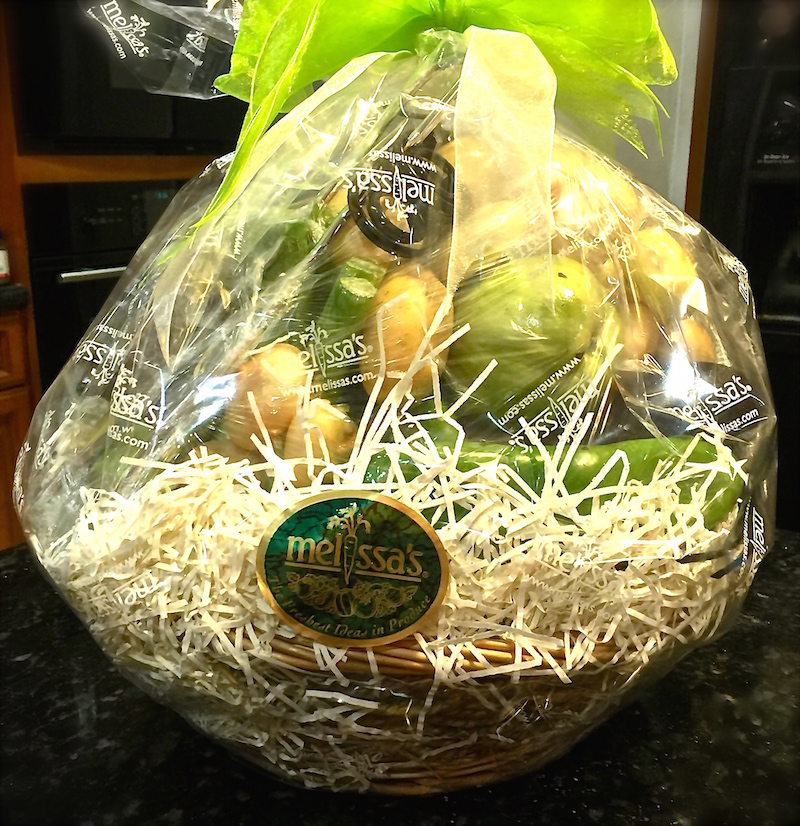 Melissas Produce Holiday BBQ Gift Basket