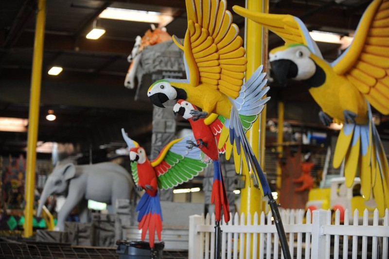 Dole Rose Parade Float Preview