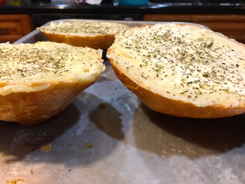 Easy Bread Bowl Lids