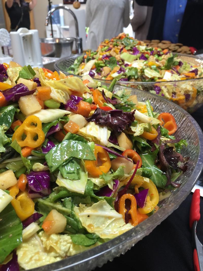Crunchy Asian Salad Chefs Toys