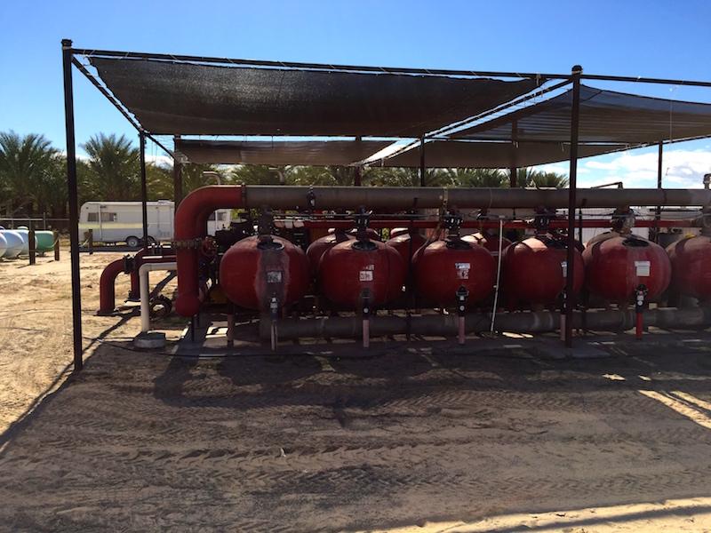 Water Pumps at Sea View Ranch