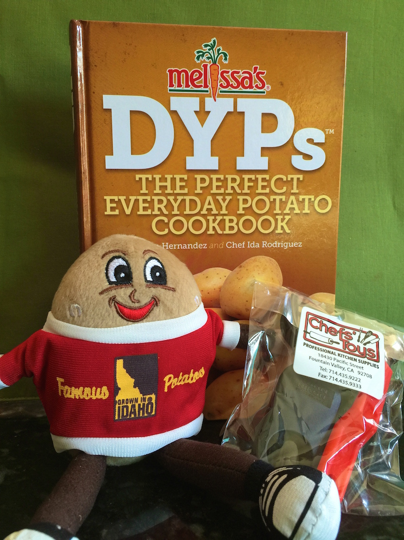 Thyme Roasted Potatoes Giveaway