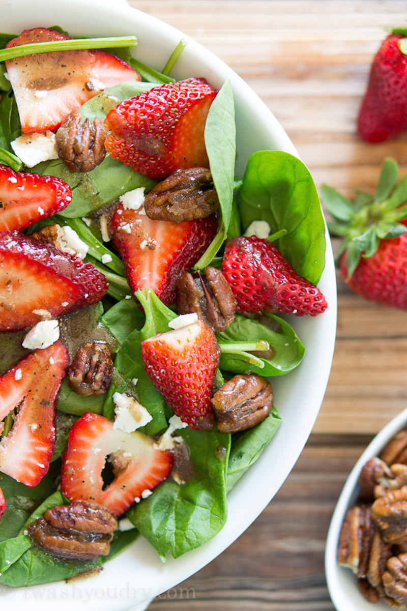 Top 12 Strawberry Recipes