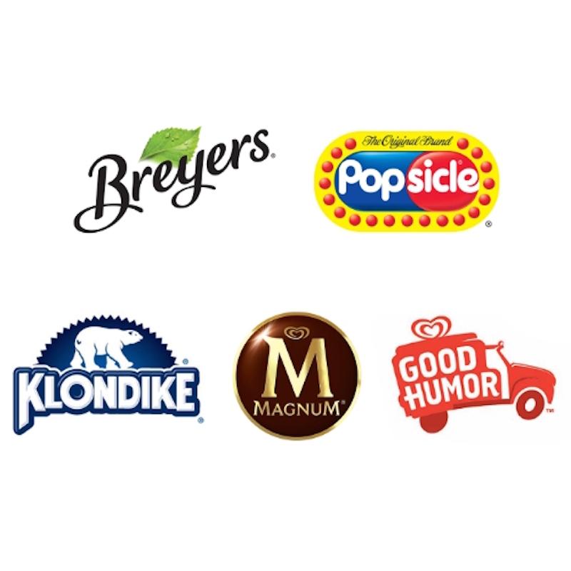 Unilever Ice Cream Brand Logo (PRNewsFoto/Unilever)