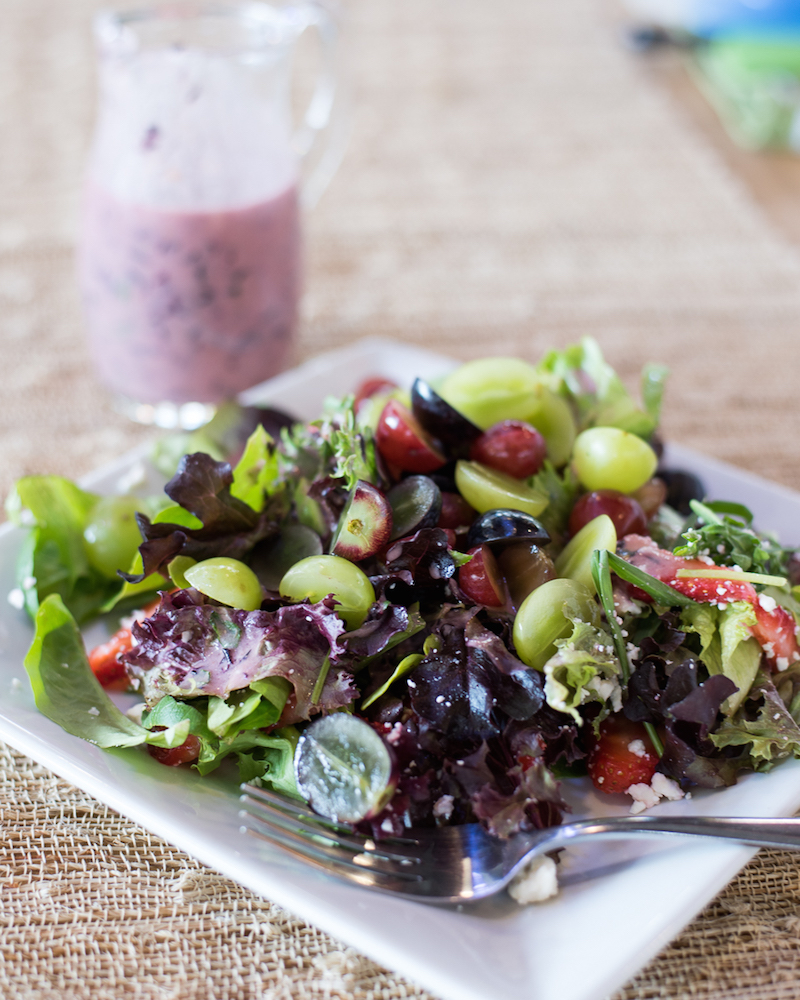 Savory Grape Dressing