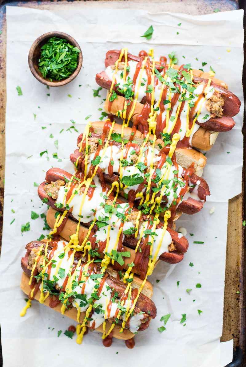 Top 12 Hot Dog Recipes