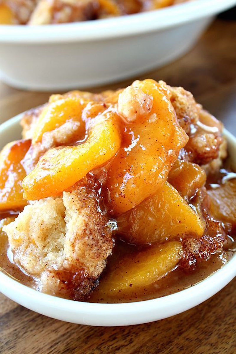 Top 12 Peach Recipes for August