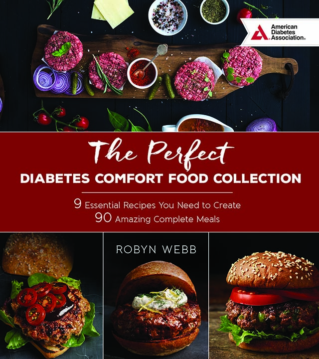 The Perfect Diabetes Comfort Food Collection – Cookbook Review