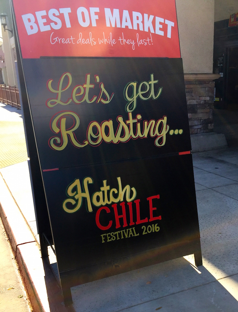 Bristol Farms Melissas Produce Hatch Chile Roasting Event