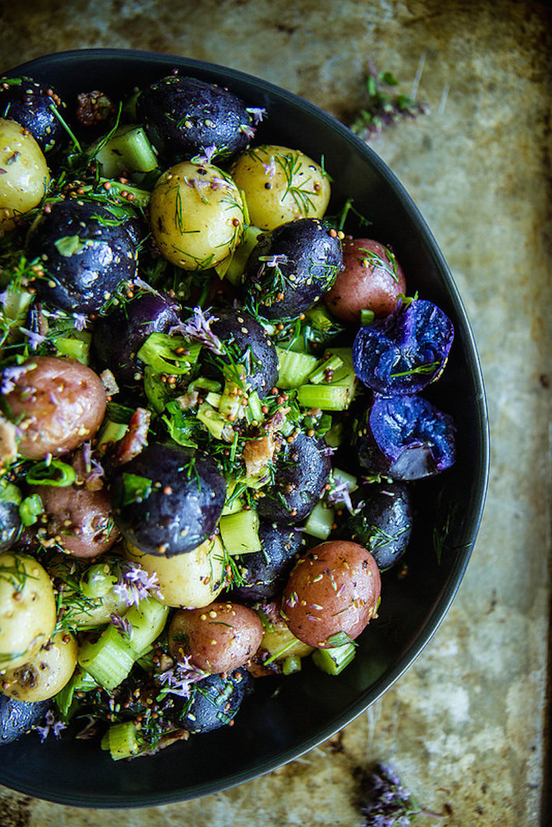 Top 12 Potato Recipes for September