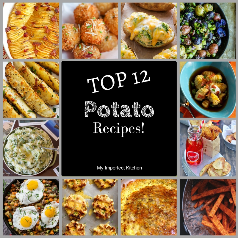 Top 12 Potato Recipes
