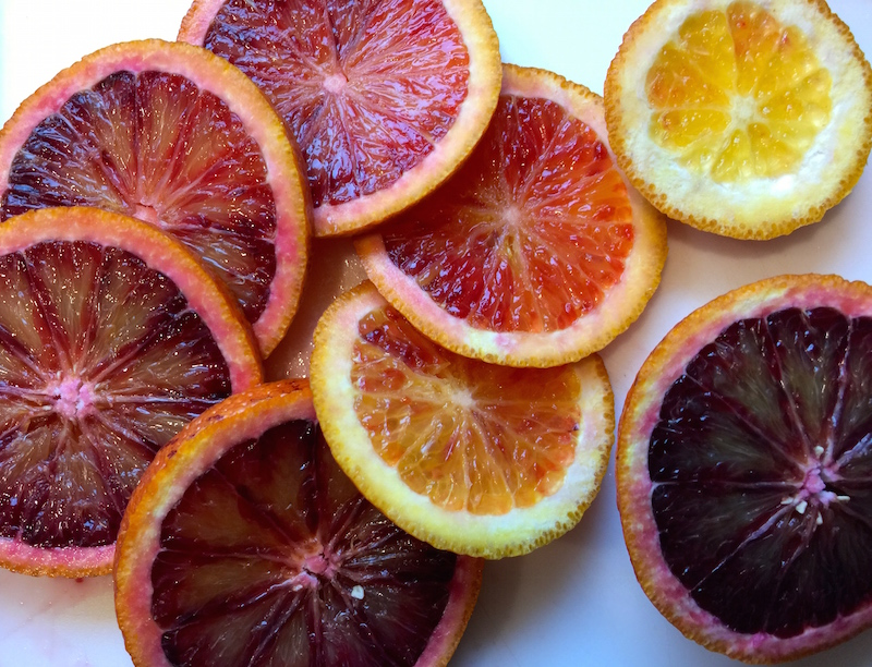 Blood Orange Upside Down Cakes | My Imperfect Kitchen