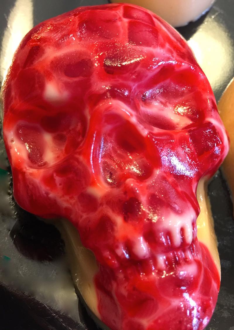 Jello Skulls