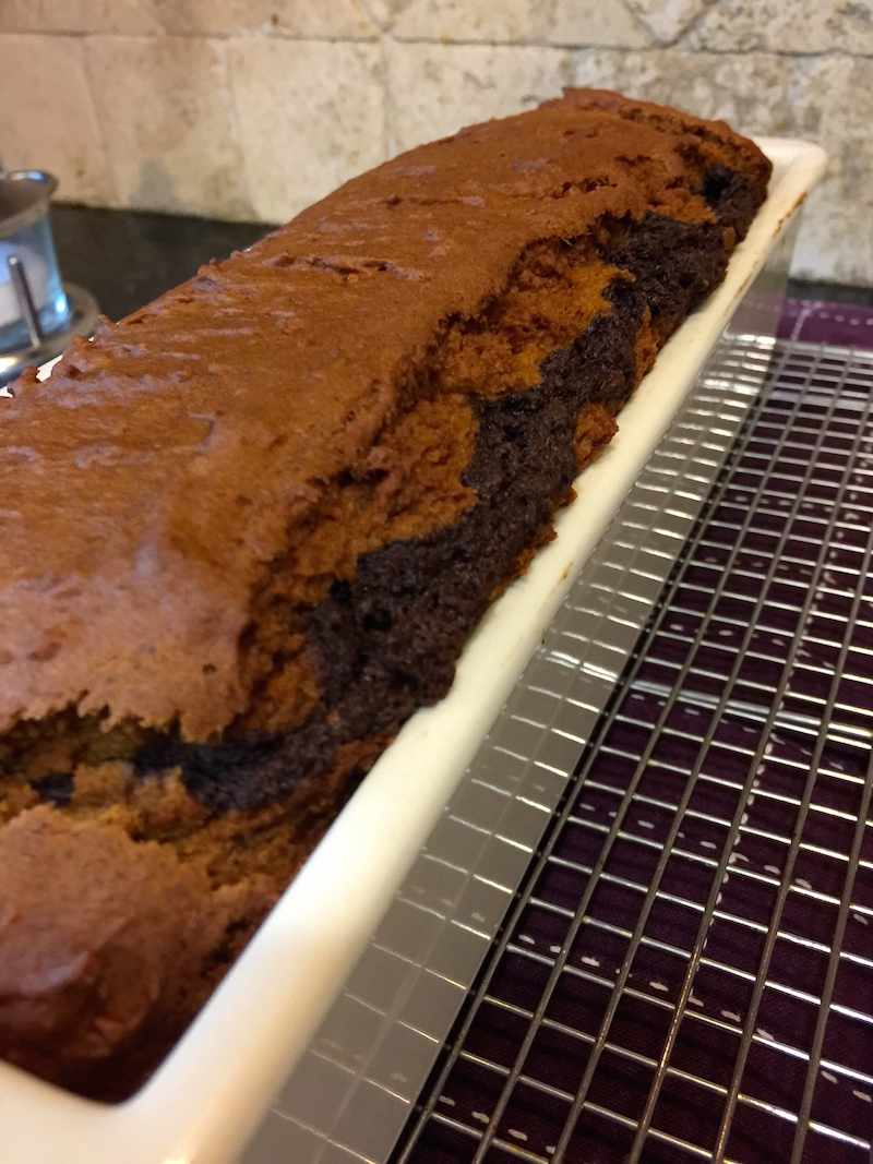 Pumpkin Chocolate Quick Bread
