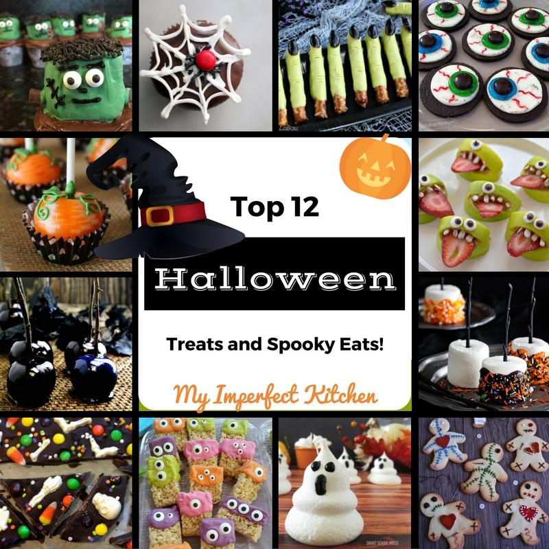 Top 12 Halloween Treats