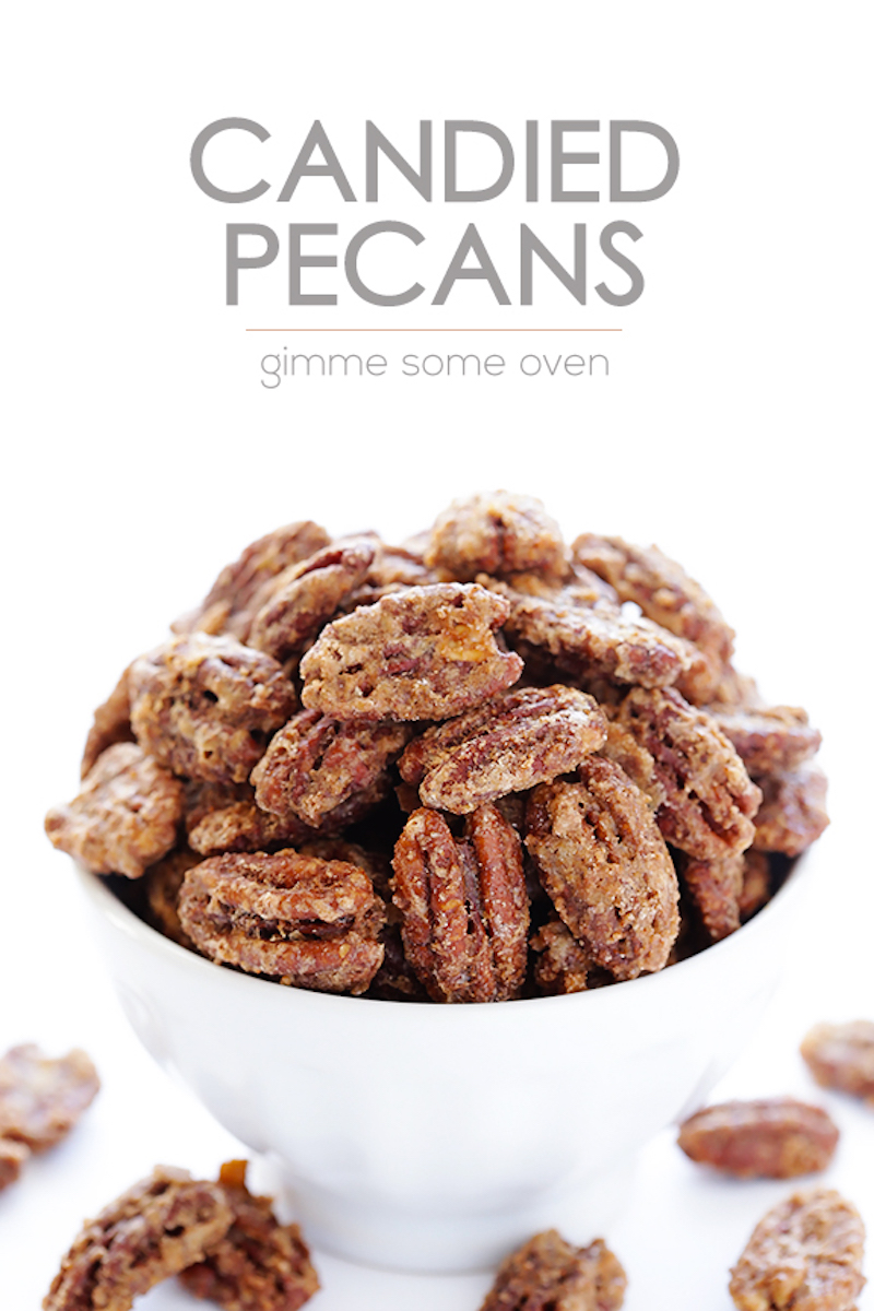 Top 12 Pecan Recipes