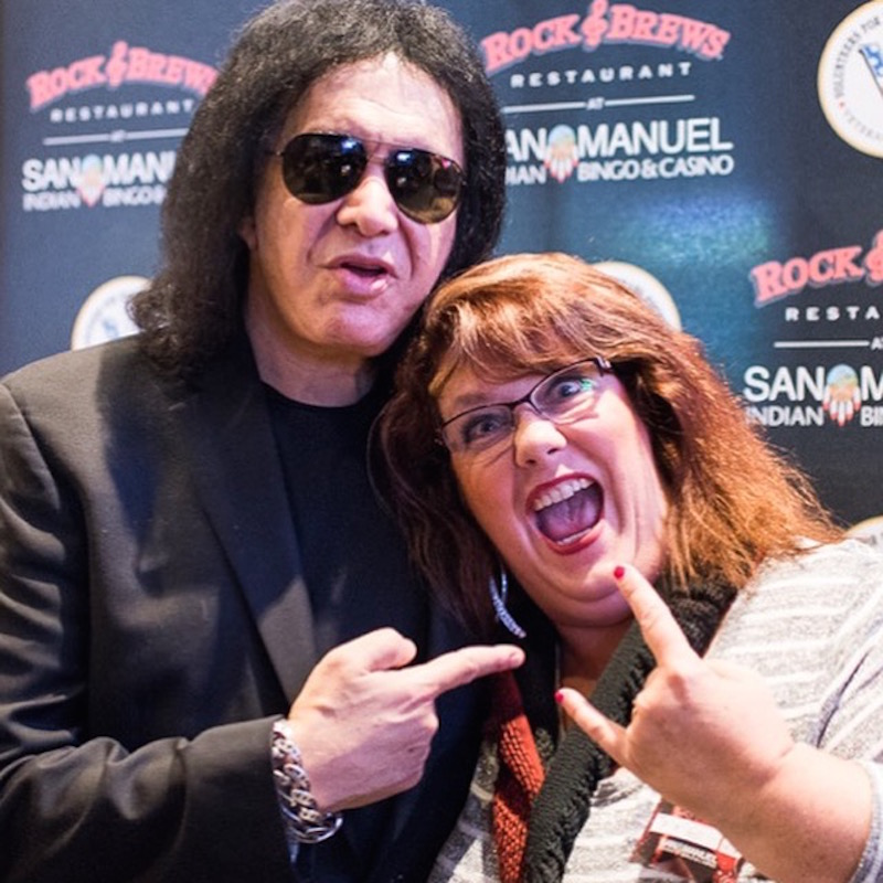 Rock N Brews Media Gene Simmons