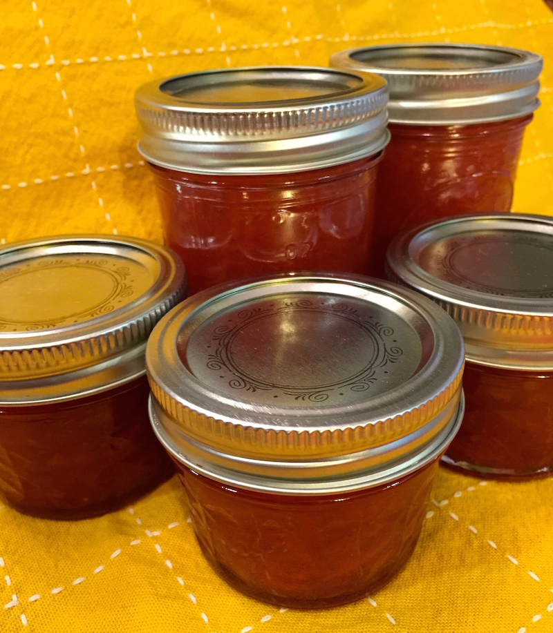 Strawberry Meyer Lemon Marmalade