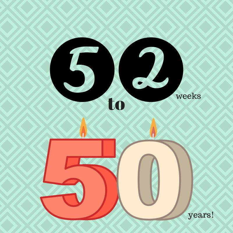 52 to 50