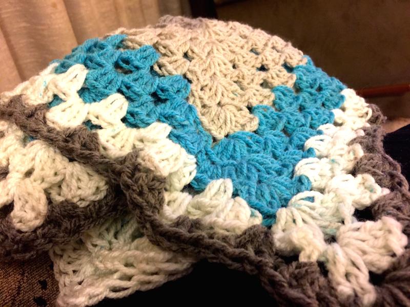 52 to 50 Crochet Class