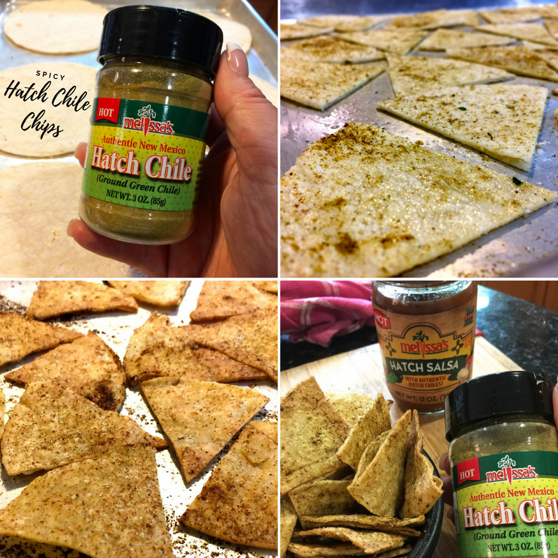 Hatch Chile Chips