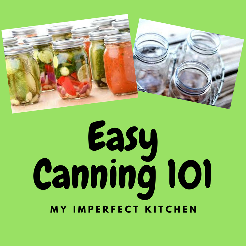 Easy Canning 101