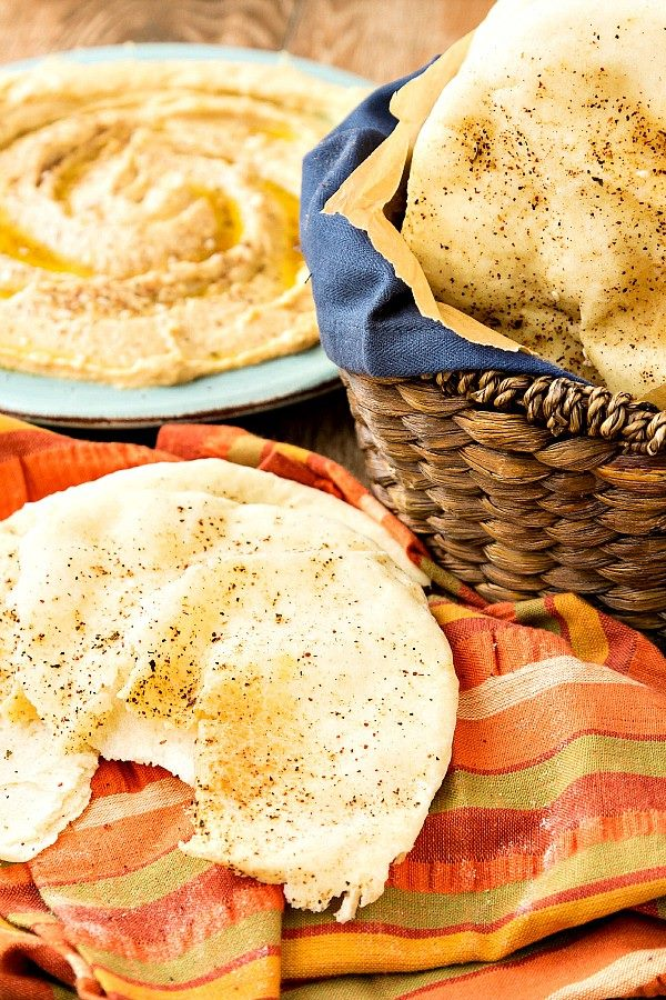 Dinner Divas Menu Plan Week 64 Pita Bread