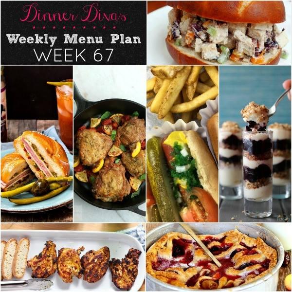 Dinner Divas Week 67